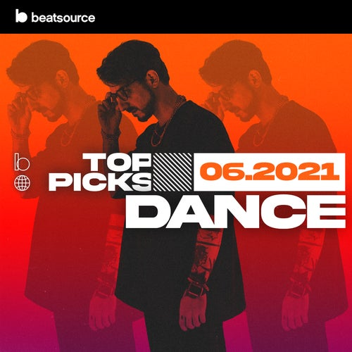 Dance Top Tracks June 2021 Album Art