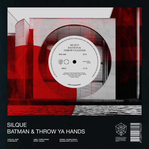 Batman & Throw Ya Hands - Extended Mixes