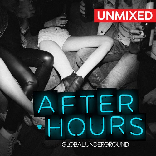 Global Underground: Afterhours 8/Unmixed