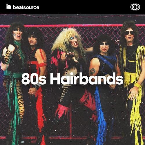 80s Hairbands Album Art
