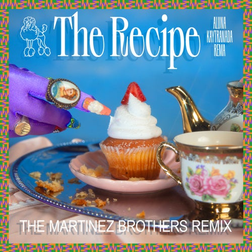 The Recipe (The Martinez Brothers Remix)
