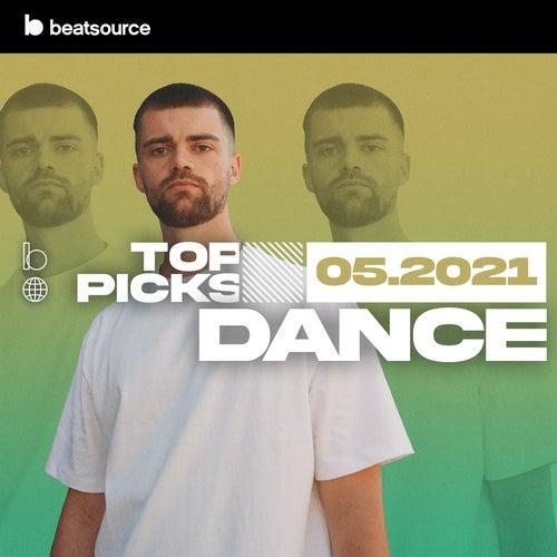 Dance Top Tracks May 2021 Album Art