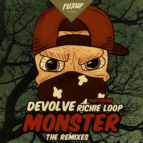 Monster (feat. Richie Loop) [Remixes]