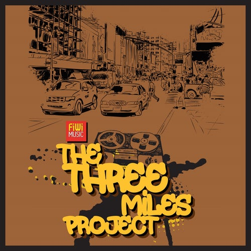 The Three Miles Project - EP