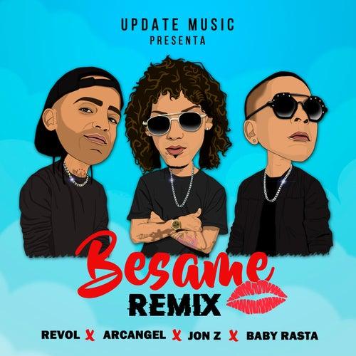 Besame (feat. Baby Rasta) [Remix]
