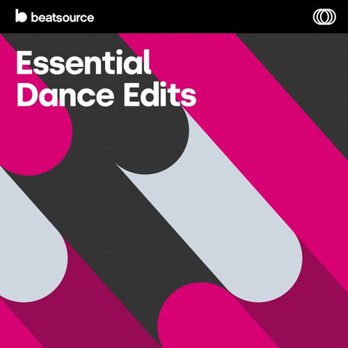 Essential Dance Edits Album Art