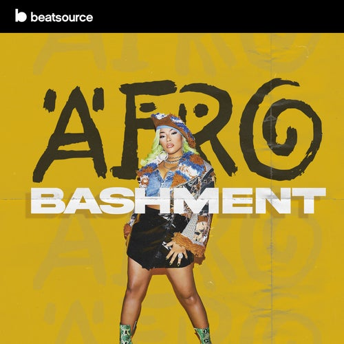 Afro Bashment Album Art
