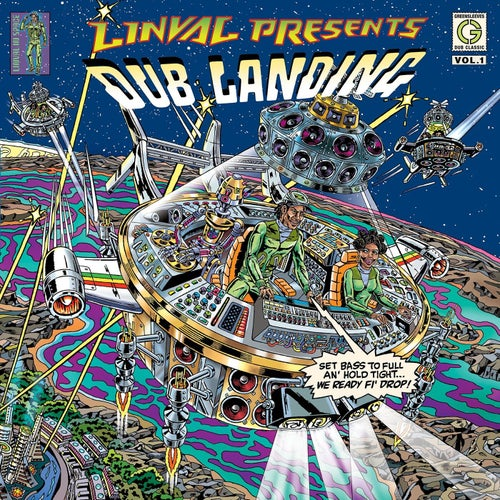 Linval Presents Dub Landing Vol. 1