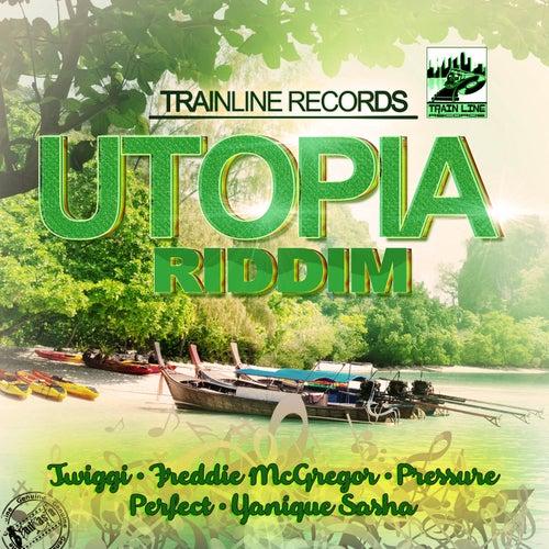 Utopia Riddim - EP