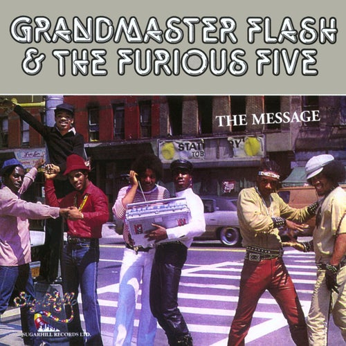 The Message (feat. Melle Mel & Duke Bootee)