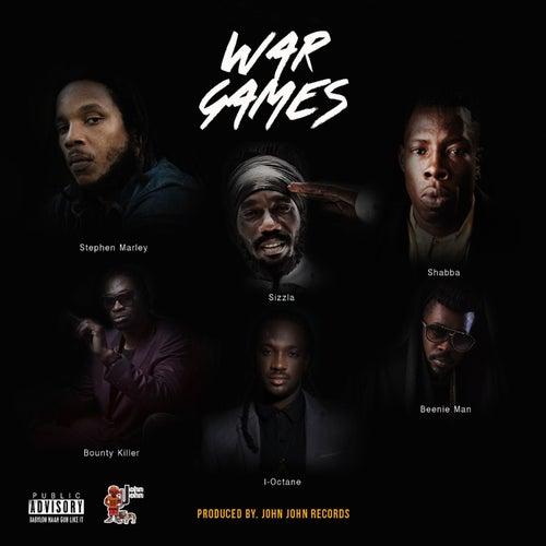 War Games (feat. Stephen Marley, Bounty Killer, Sizzla, I-Octane & Beenie Man)