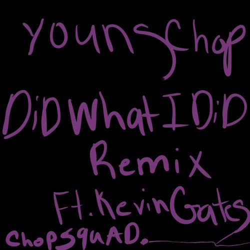 Did What I Did (Remix)