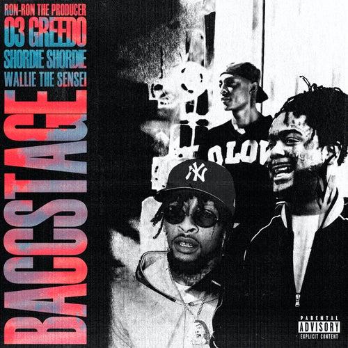 Baccstage (feat. Wallie the Sensei)