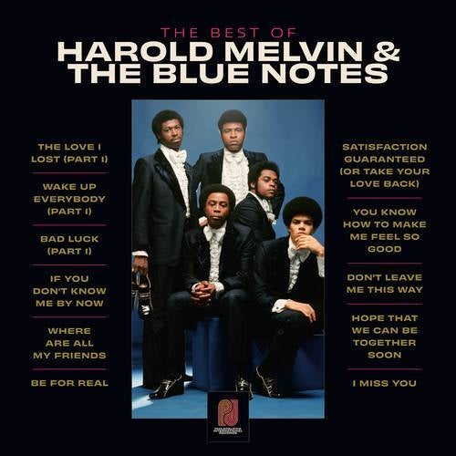 The Best Of Harold Melvin & The Blue Notes