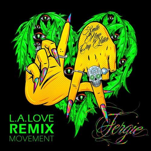L.A.LOVE (la la)