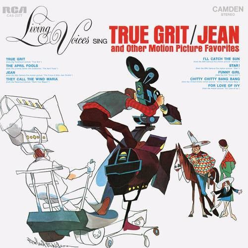 """Sing """"True Grit""""/""""Jean"""" and Other Motion Picture Favorites"""