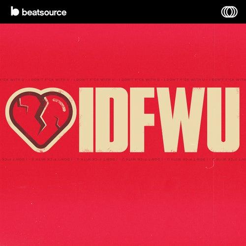 IDFWU: Breakups & Heartbreak Album Art