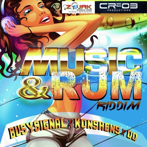 Music & Rum Riddim - EP