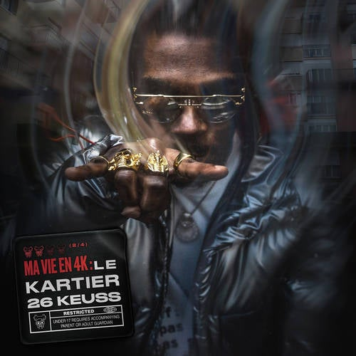 Ma vie en 4K : Le Kartier (2/4)