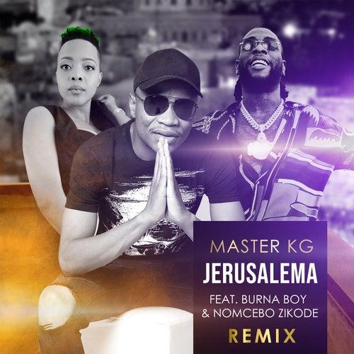 Jerusalema (feat. Burna Boy & Nomcebo Zikode)