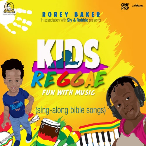 Kids Reggae Fun With Music (Sing-Along Bible Songs)