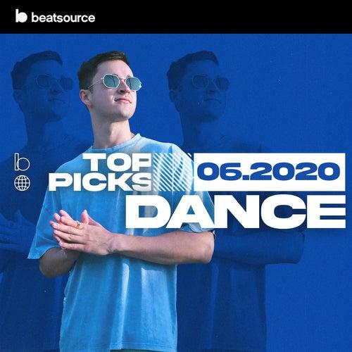 Dance Top Tracks June 2020 Album Art