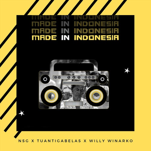 Made in Indonesia