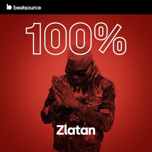 100% Zlatan Album Art