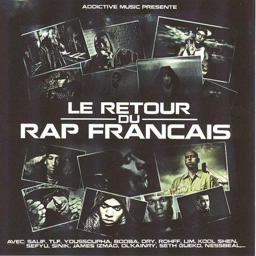 Le retour du rap francais