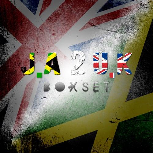 JA 2 UK Boxset Platinum Edition