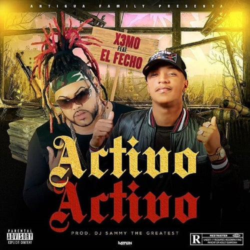 Activo Activo (feat. El Fecho Rd)
