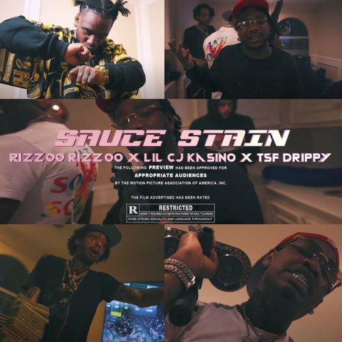 Sauce Stain (feat. LilCJ Kasino, The Real Drippy)