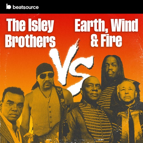 The Isley Brothers vs Earth, Wind & Fire Album Art