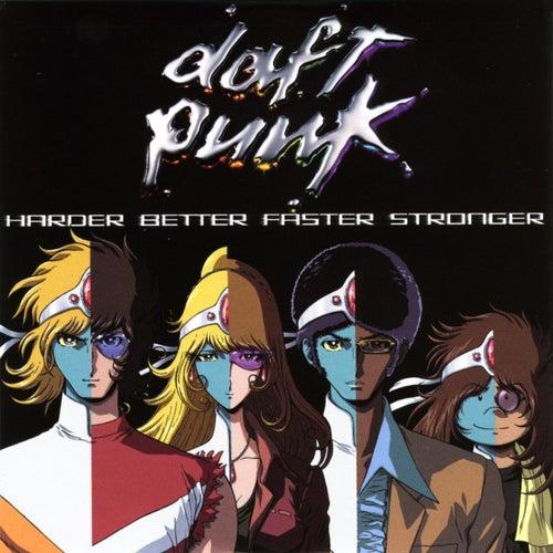 Harder, Better, Faster, Stronger (Alive Radio Edit 2007)