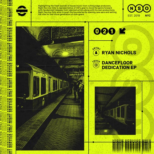 Dancefloor Dedication EP