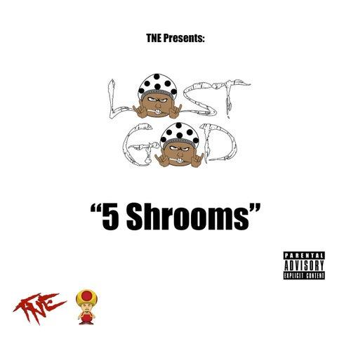 5 Shrooms - EP
