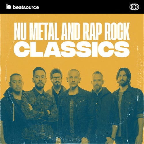 Nu Metal And Rap Rock Classics Album Art