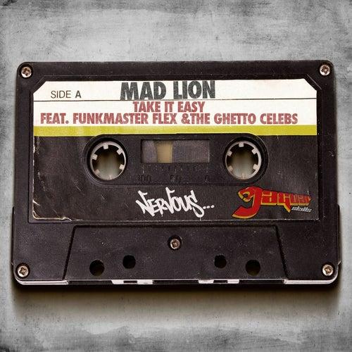 Take It Easy feat. Funkmaster Flex & The Ghetto Celebs - Jaguar Skills Safe Sex Remix