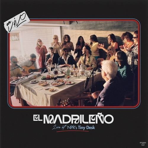 El Madrileño (Live at NPR's Tiny Desk)