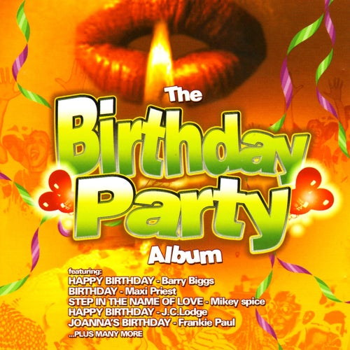 The Birthday Party Album