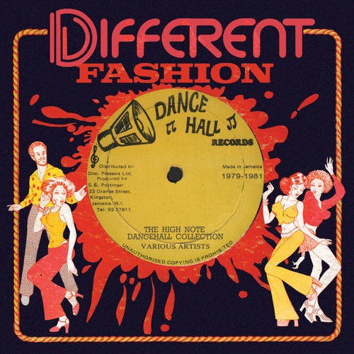 Different Fashion: High Note Dancehall 1979-1981