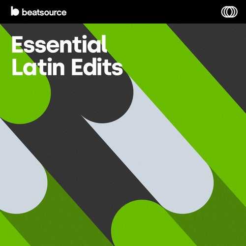 Essential Latin Edits Album Art