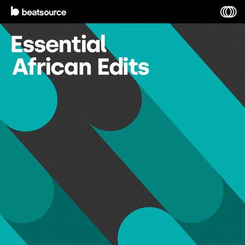 Essential African Edits Album Art
