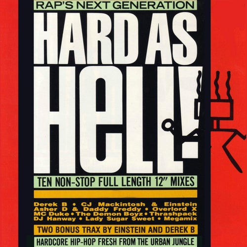 Hard as Hell: Raps Next Generation
