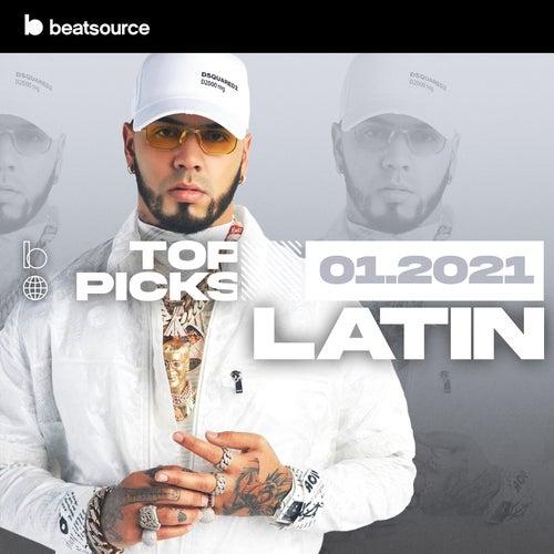 Latin Top Picks January 2021 Album Art