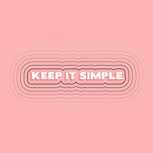 Keep It Simple (feat. Wilder Woods)