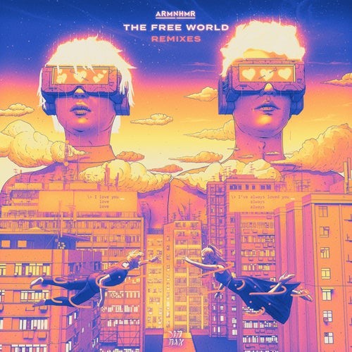 The Free Wold (Remixes)