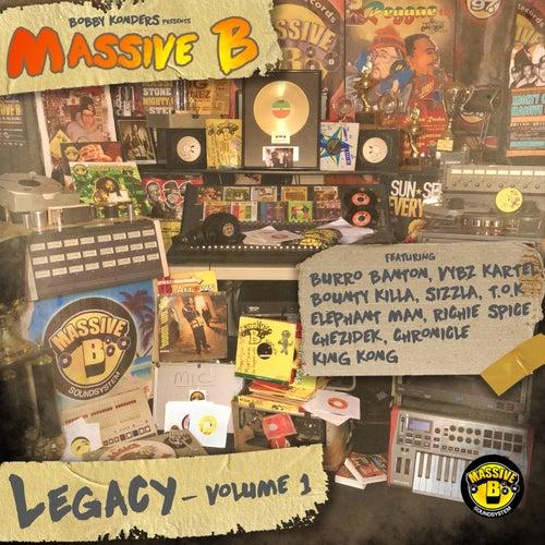 Bobby Konders Presents: Massive B Legacy, Vol. 1