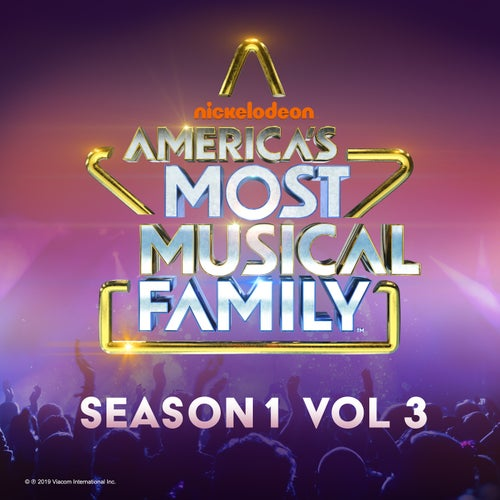 America's Most Musical Family Season 1 Vol. 3