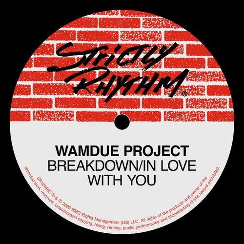 Breakdown / In Love With You